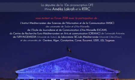 XIX Forum international du réseau RTRC